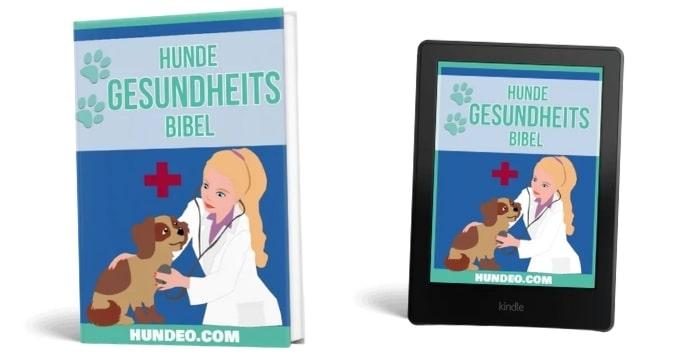 Hunde Gesundheits-Bibel Buch